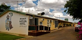 Matilda Motel - Accommodation Bookings