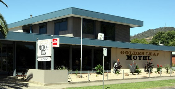 Golden Leaf Motel - Accommodation Bookings