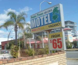 Palm Trees Motel - Accommodation Bookings