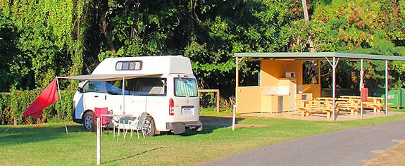 Bell Park Caravan Park - Accommodation Bookings