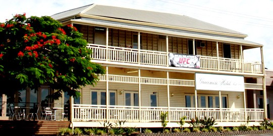 Gracemere Hotel - Accommodation Bookings