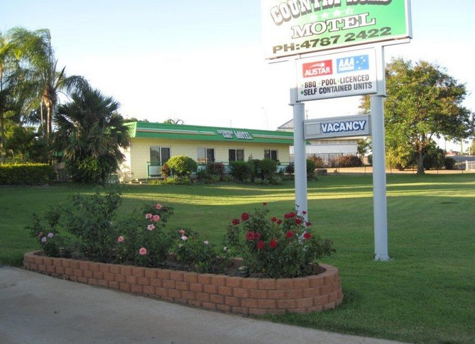 Country Road Motel - Accommodation Bookings