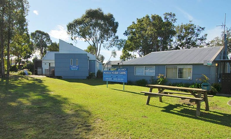 Huskisson Holiday Cabins - Accommodation Bookings