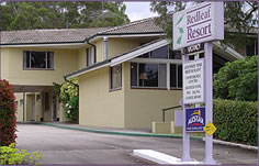 Redleaf Resort - Accommodation Bookings