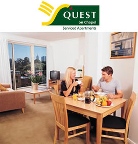 Quest On Chapel - Accommodation Bookings