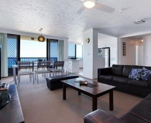 Southern Cross Luxury Apartments - Accommodation Bookings