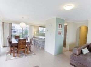 Capricornia Apartments - Accommodation Bookings
