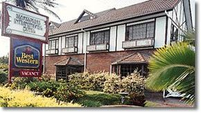 Shakespeare International Motel - Accommodation Bookings
