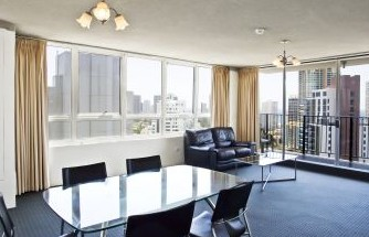 Condor Ocean View Apartments - Accommodation Bookings