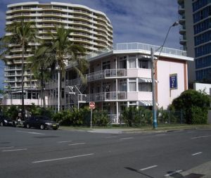 Coolangatta Ocean View Motel - Accommodation Bookings
