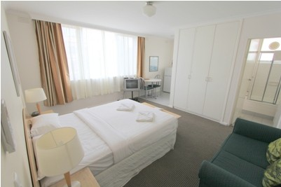 Drummond Serviced Apartments - Accommodation Bookings