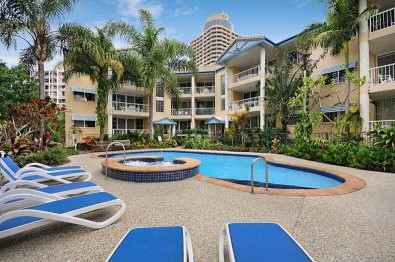 Surfers Beach Holiday Apartments - Accommodation Bookings
