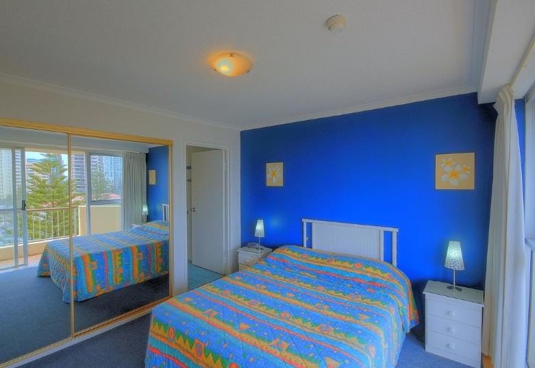 Surfers Beachside Holiday Apartments - Accommodation Bookings