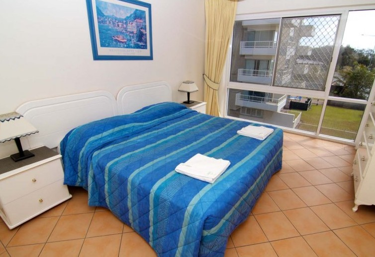 Beach Lodge Apartments - Accommodation Bookings