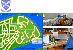 Duchesne College - Accommodation Bookings