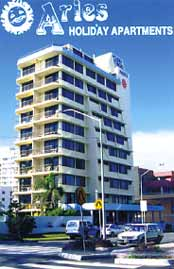 Aries Holiday Apartments - Accommodation Bookings