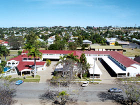 Central Park Motel - Accommodation Bookings