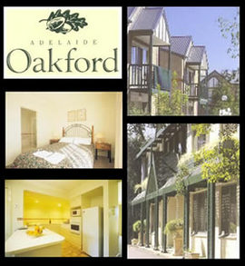 Adelaide Oakford Apartments - Accommodation Bookings