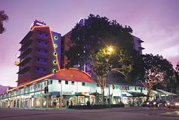 Darwin Central Hotel - Accommodation Bookings