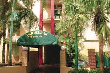 Peninsular Apartment Hotel - Accommodation Bookings