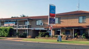 Outback Motor Inn Nyngan - Accommodation Bookings