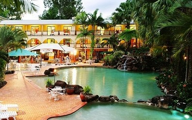 Palm Royale Cairns - Accommodation Bookings