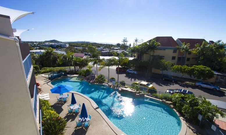 Endless Summer Resort - Accommodation Bookings