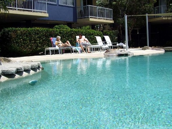 Seacove Coolum Resort - Accommodation Bookings