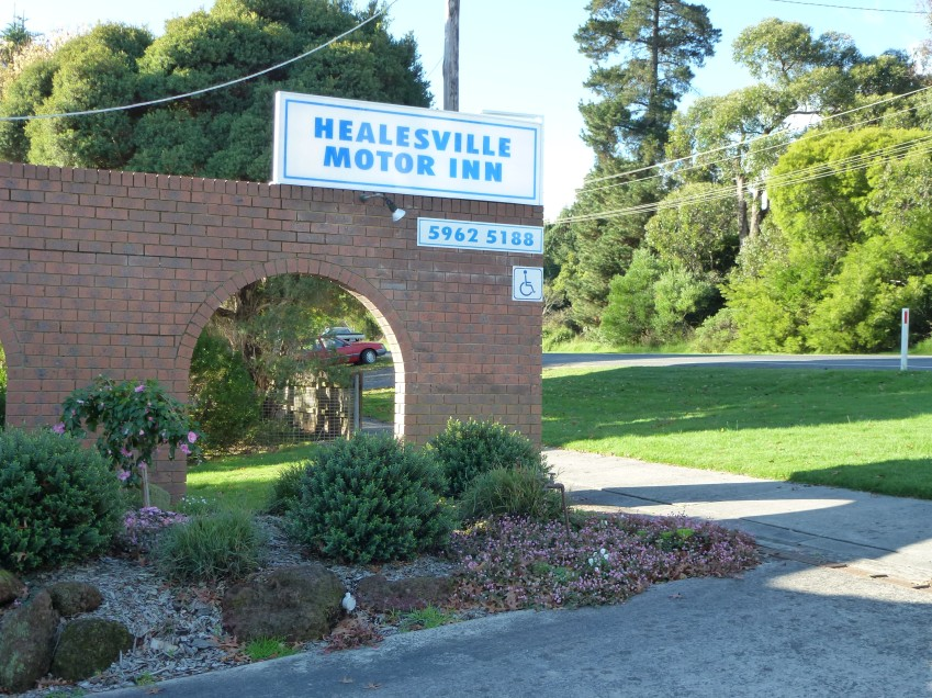 Healesville Motor Inn - Accommodation Bookings
