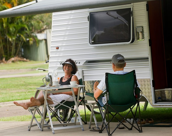 Coolum Beach Holiday Park - Accommodation Bookings