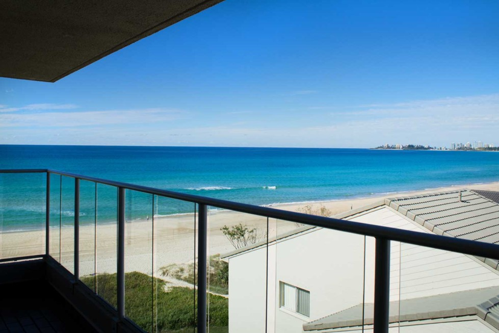 Pacific Surf Absolute Beach Apartments - Accommodation Bookings