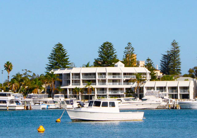 Pier 21 Apartment Hotel Fremantle - Accommodation Bookings