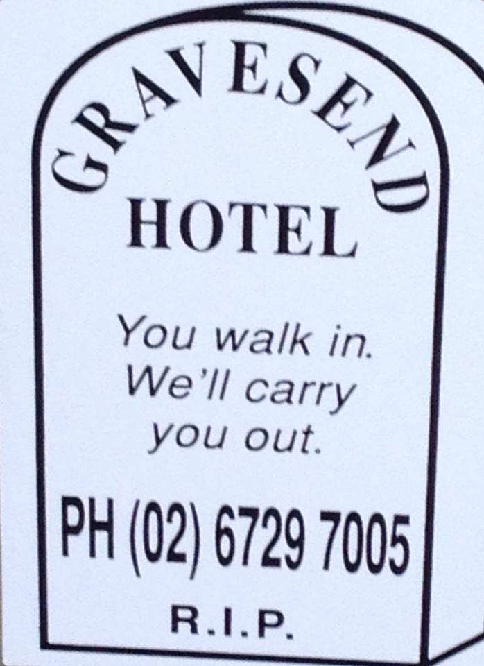 Gravesend Hotel - Accommodation Bookings