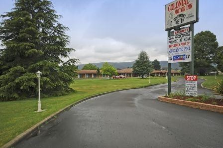 Colonial Motor Inn - Lithgow - Accommodation Bookings