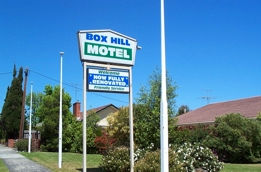 Box Hill Motel - Accommodation Bookings