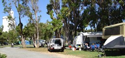 Elliston Caravan Park - Accommodation Bookings