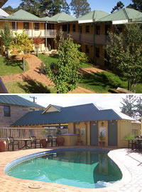 Pioneer Motel Kangaroo Valley - Accommodation Bookings