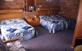 Border Motel - Accommodation Bookings