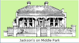 Jackson's On Middle Park - Accommodation Bookings
