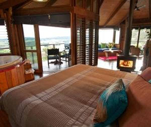Mt Quincan Crater Retreat - Accommodation Bookings