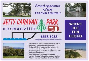 Jetty Caravan Park Normanville - Accommodation Bookings