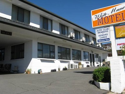 White Manor Motel - Accommodation Bookings