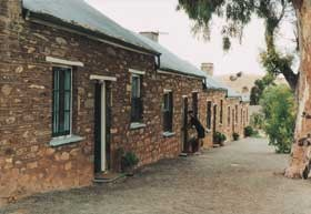 Burra Heritage Cottages - Tivers Row - Accommodation Bookings
