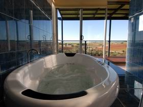 Misty Rose Barossa Chalets - Accommodation Bookings