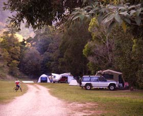 Mt Warning Holiday Park - Accommodation Bookings