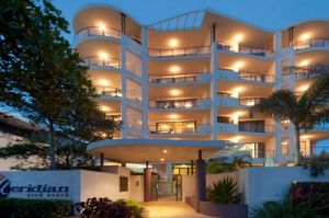 Meridian Alex Beach Apartments - Accommodation Bookings