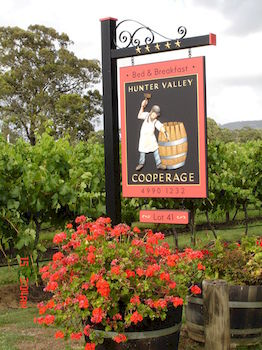 Hunter Valley Cooperage BampB - Accommodation Bookings