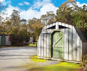 Discovery Holiday Parks Cradle Mountain Cosy Cabins - Accommodation Bookings