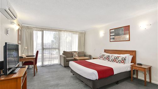 Quality Inn and Suites Knox - Accommodation Bookings