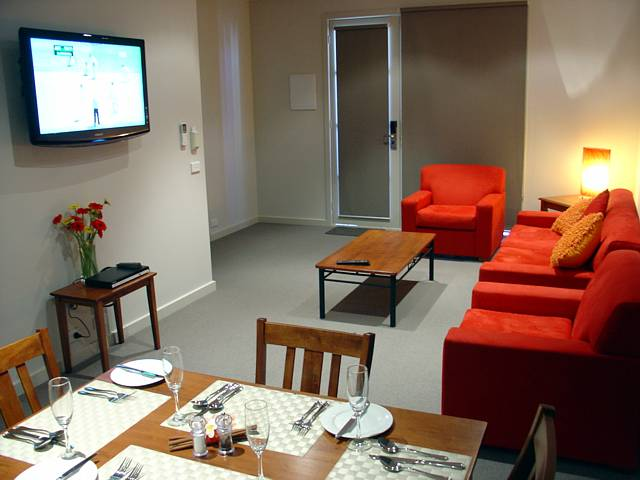 Central Shepparton Apartments - Accommodation Bookings